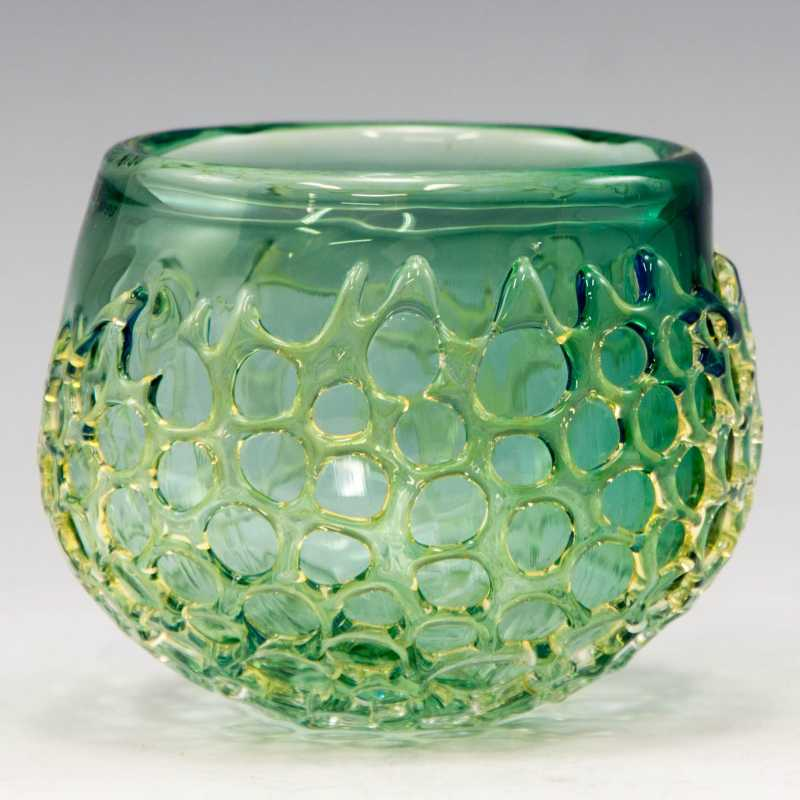 Prayer Bowl/Small Gre... by  R Jason Howard - Masterpiece Online