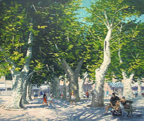 Place des Lices St. T... by   Margueray  - Masterpiece Online