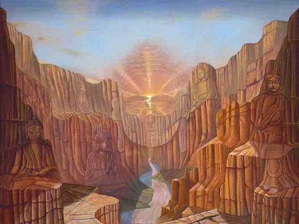 Dawn of Consciousness by  Matthew Smith - Masterpiece Online
