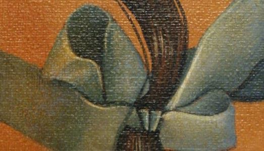 Hair With Ribbon by  Carol Heyer - Masterpiece Online