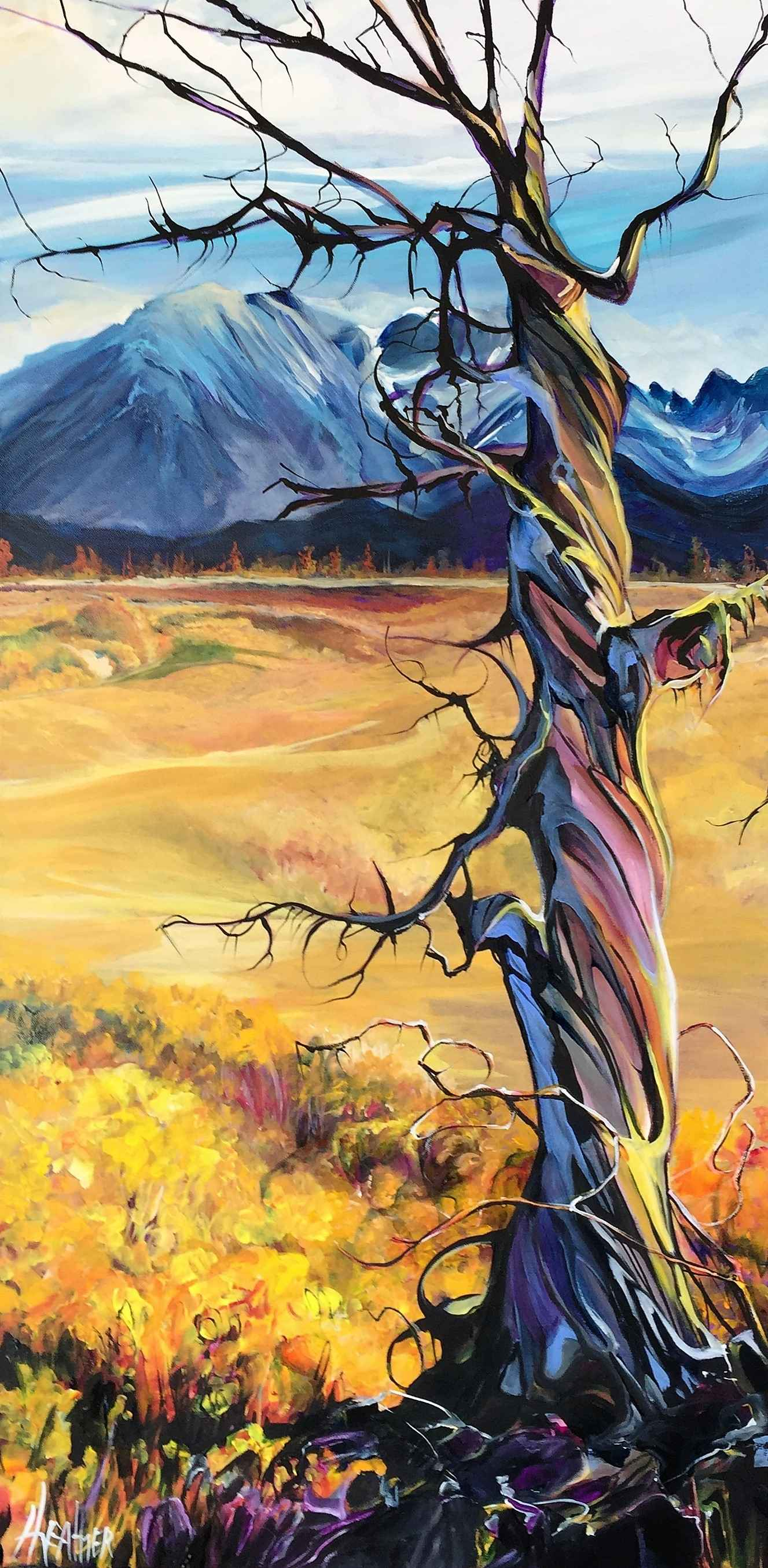 Resilience by  Heather Pant - Masterpiece Online