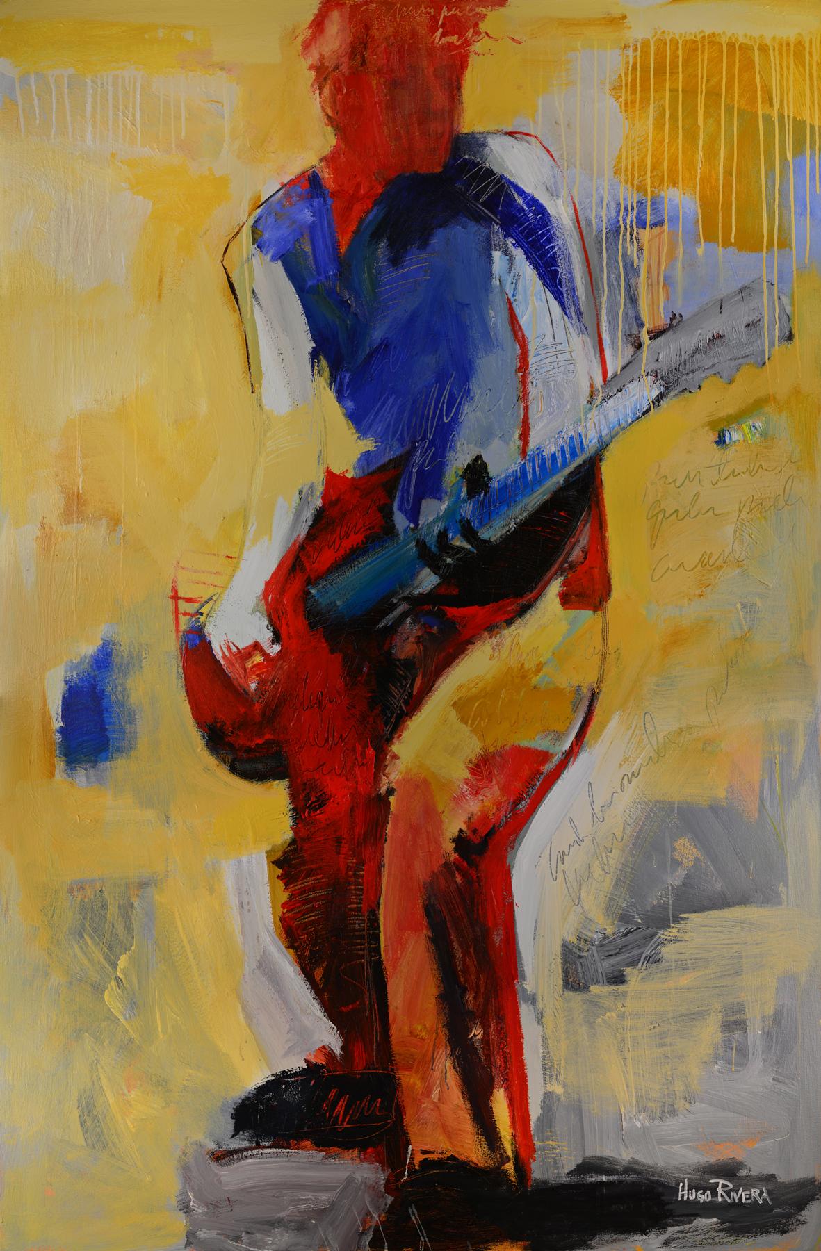 GUITAR MAN by Mr. HUGO RIVERA - Masterpiece Online