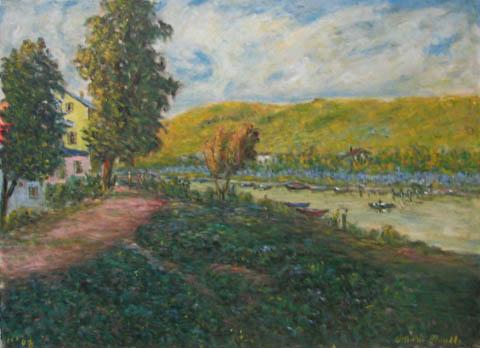 Groombridge Farm by  Andres  Morillo - Masterpiece Online