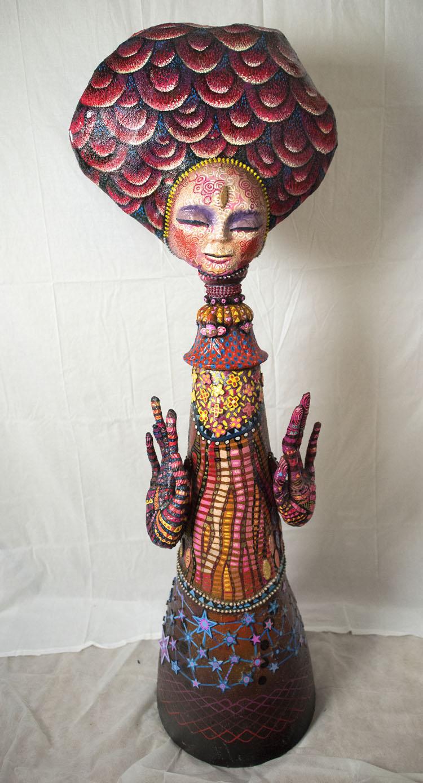 Nubian Queen by  Greg Carter - Masterpiece Online