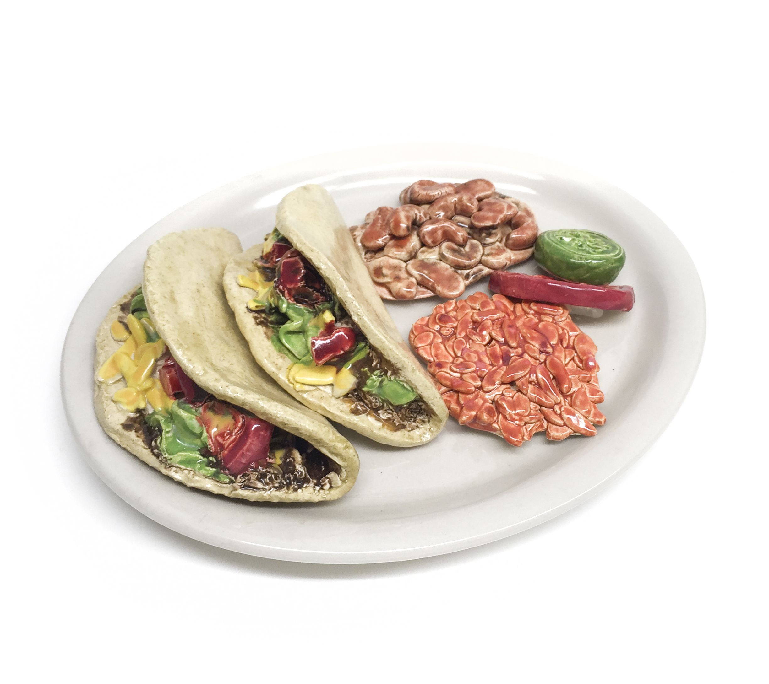 Two Tacos And Spanish...