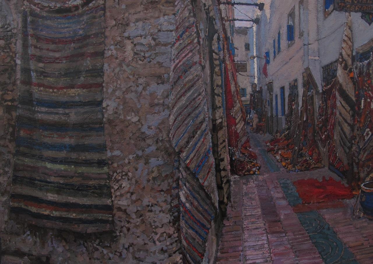Berber Rugs by  Daud Akhriev - Masterpiece Online
