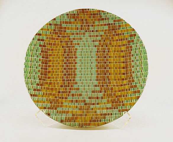Platter/Desert by  Terri Foster - Masterpiece Online