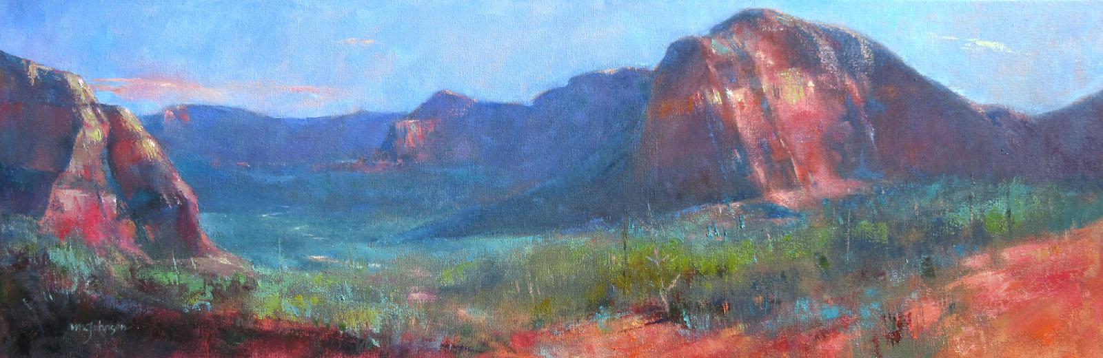 Secret Mountain Wilde... by  Michael Chesley Johnson - Masterpiece Online