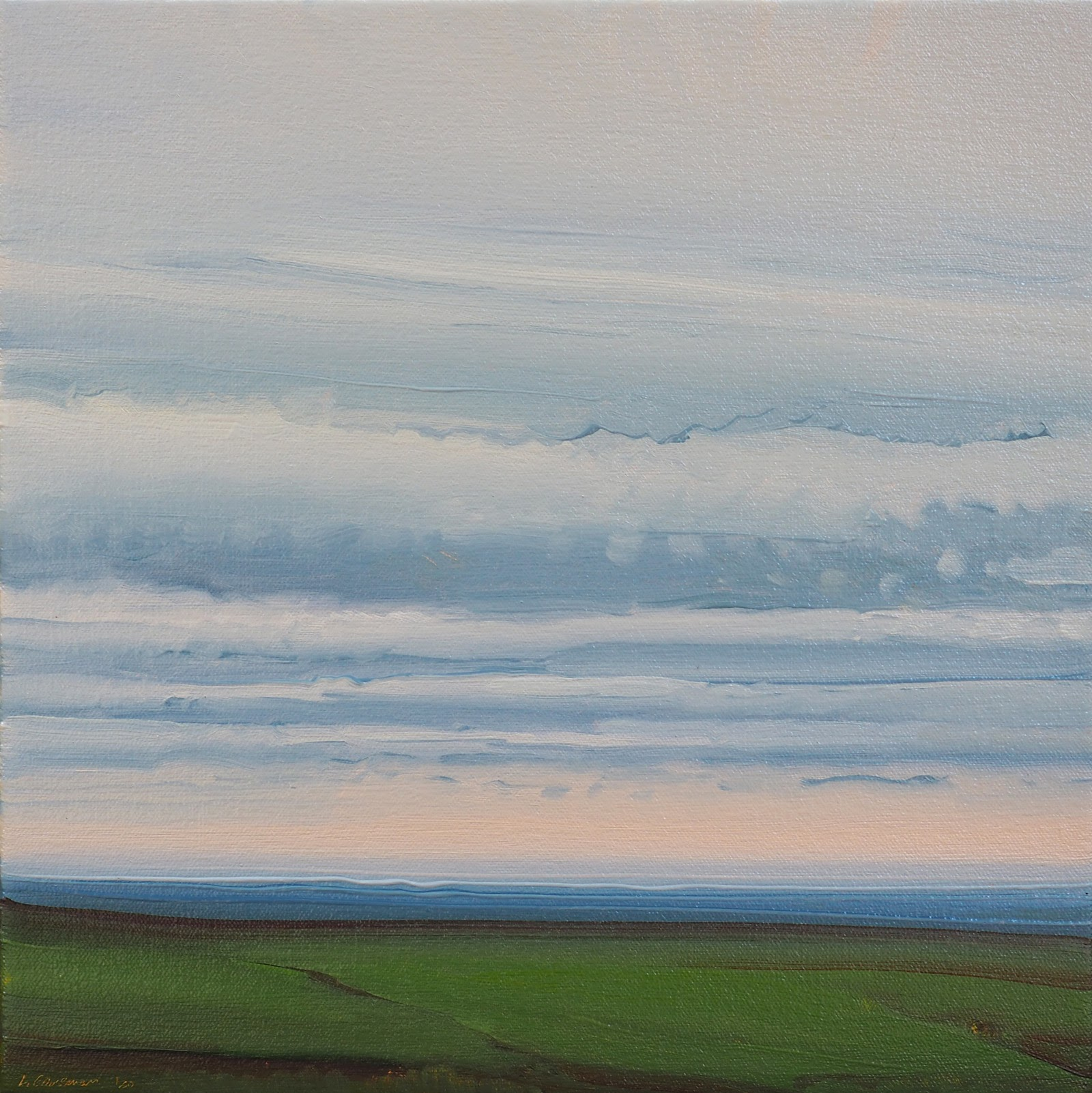 Lines of Weather by  Lisa Grossman - Masterpiece Online
