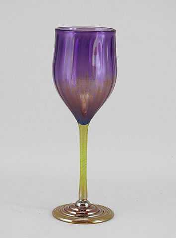 Goblet/Purple by  Alex Brand - Masterpiece Online
