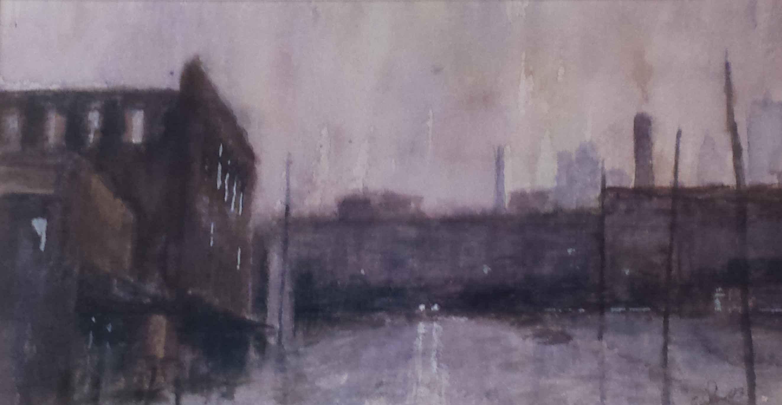 Untitled (Urbanscape) by Mr. Terry Firkins - Masterpiece Online