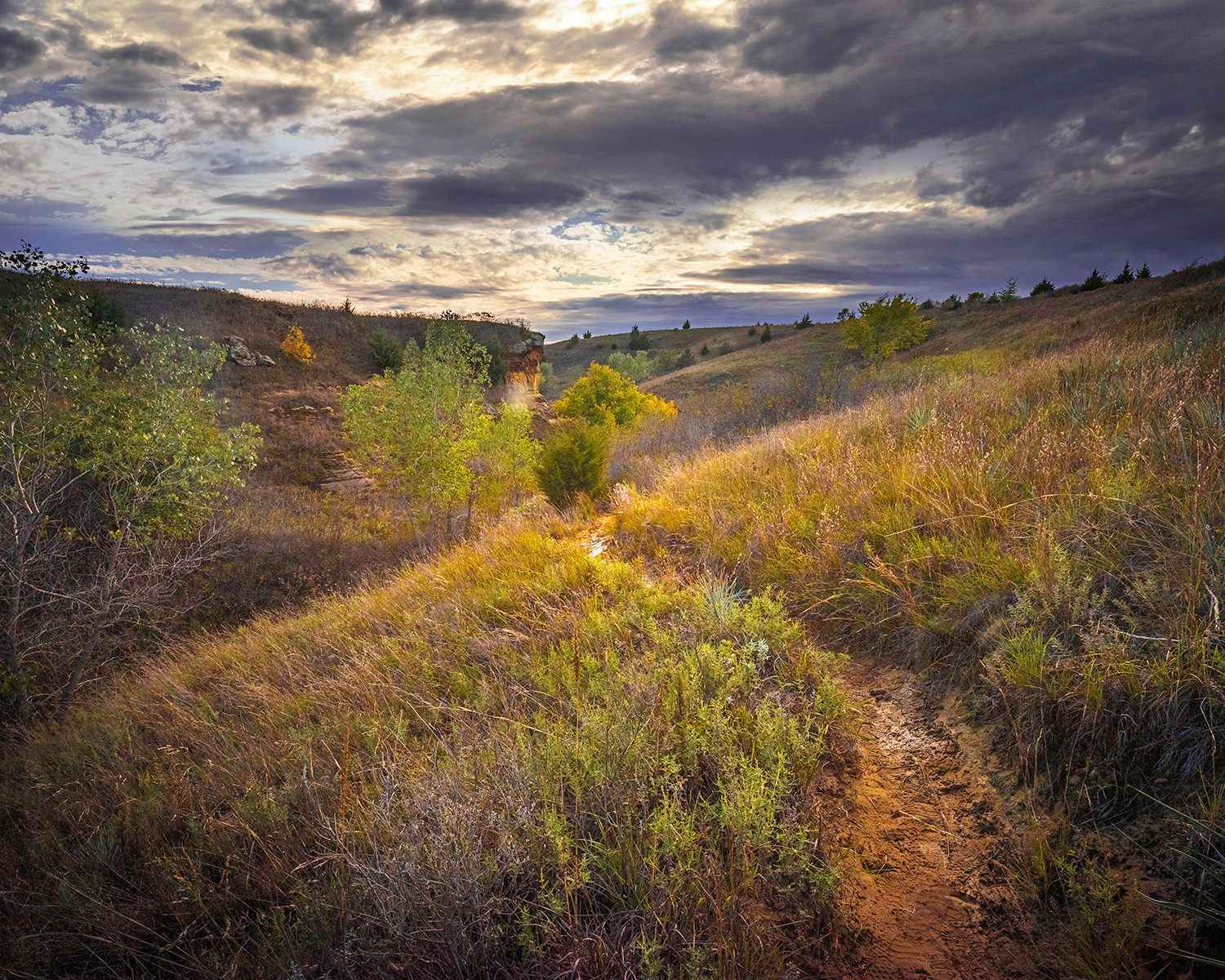 Horsethief Canyon by  George Jerkovich - Masterpiece Online