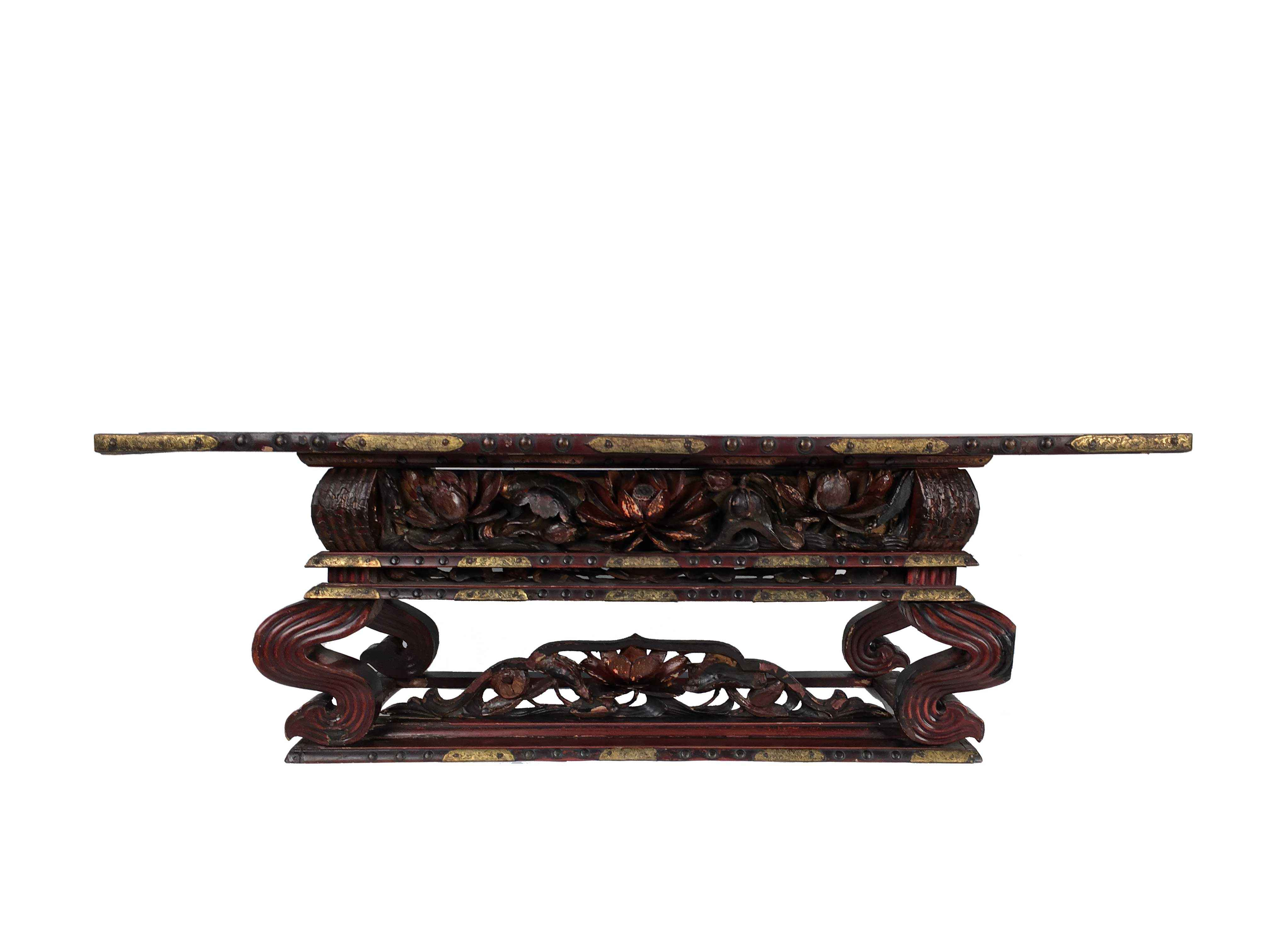 JAPANESE ALTAR TABLE by    - Masterpiece Online
