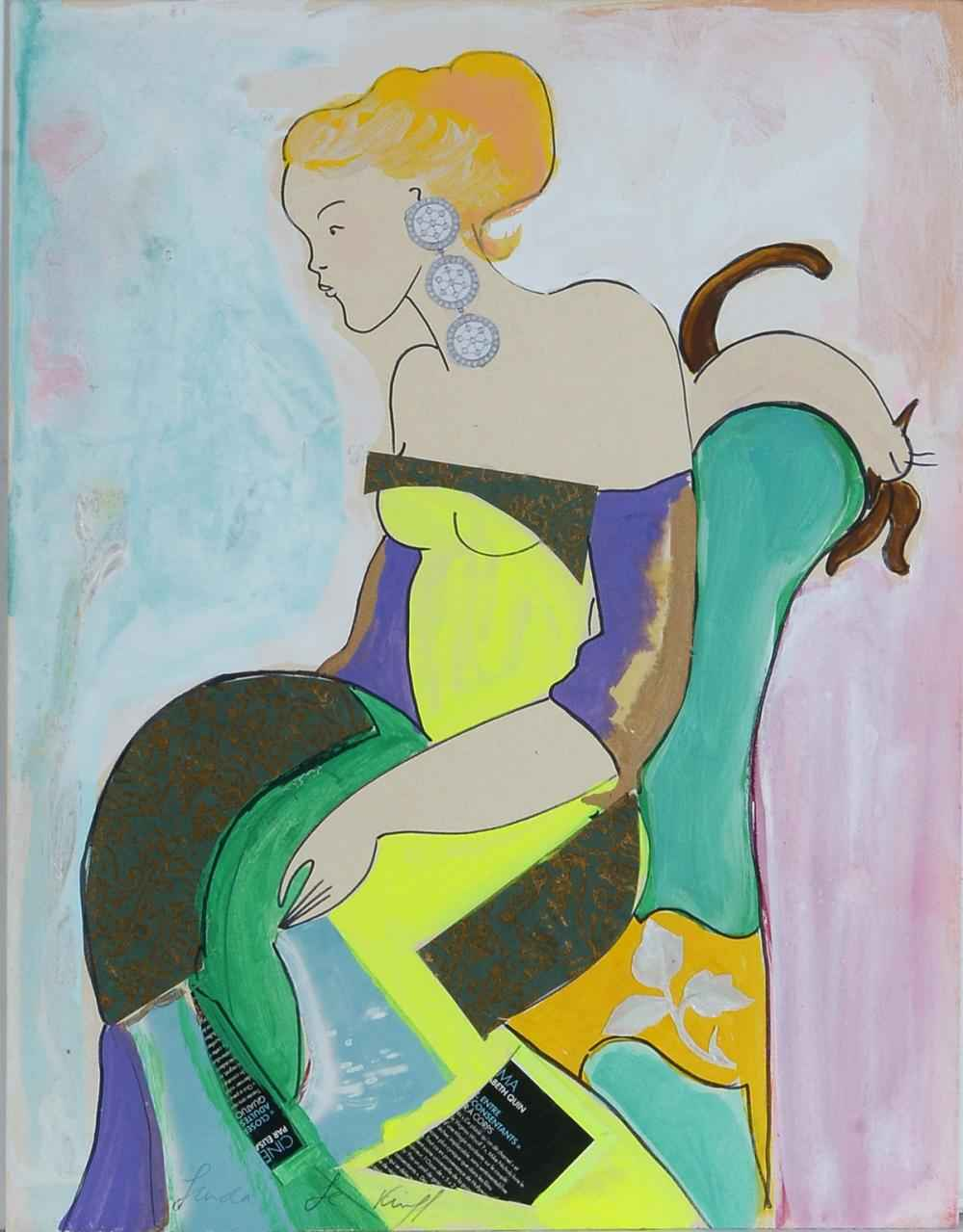 Hania by  Linda Le Kinff - Masterpiece Online