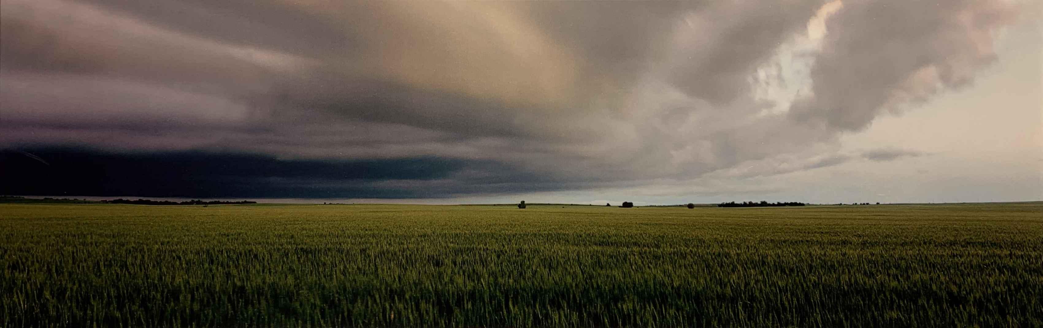 Storm, Saline Co., KS by  George Jerkovich - Masterpiece Online