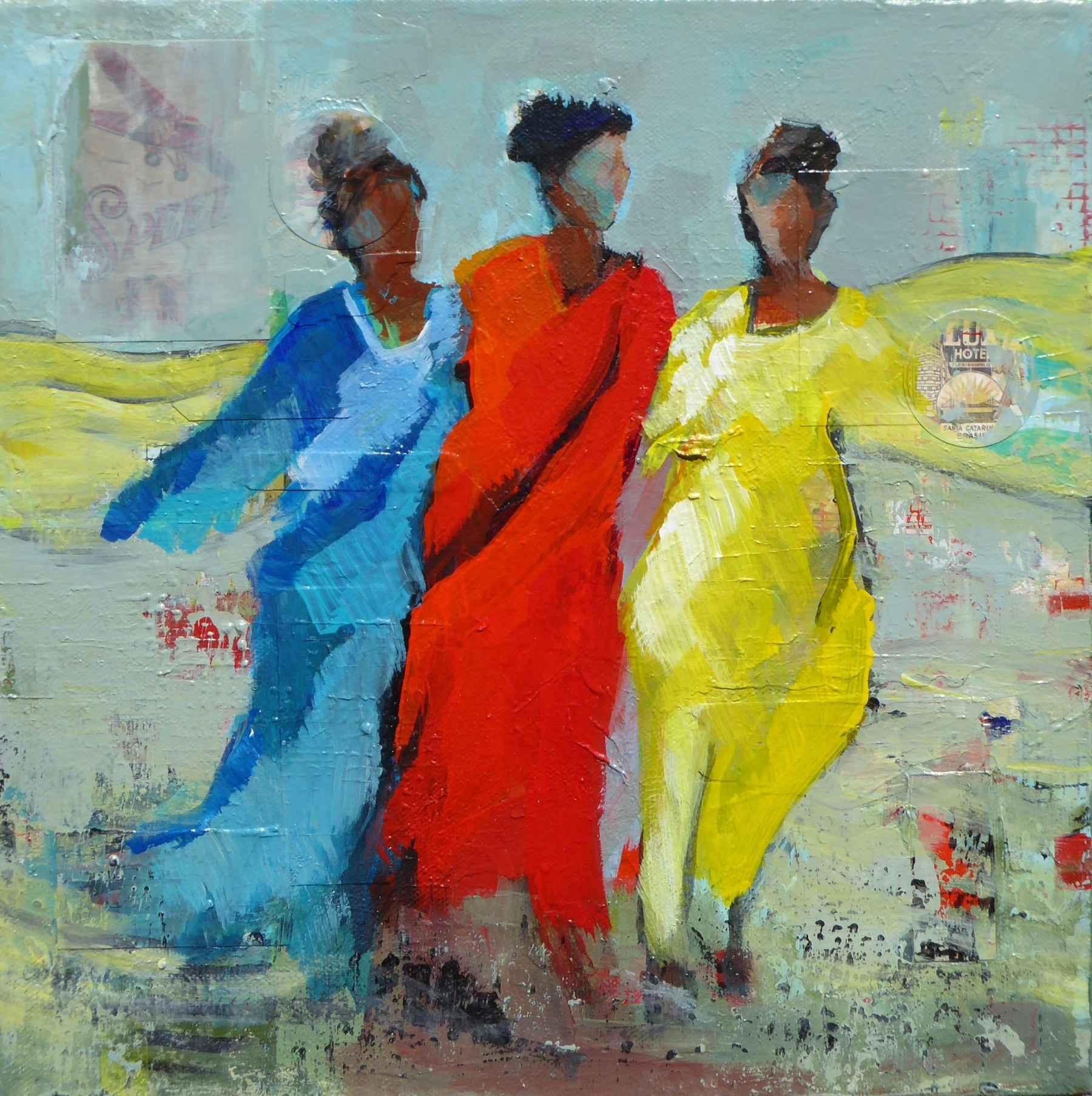 Road Trip by  Cheryl Waale - Masterpiece Online