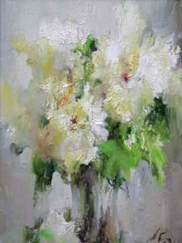 White Roses '16 by  Nikolai  Blokhin  - Masterpiece Online