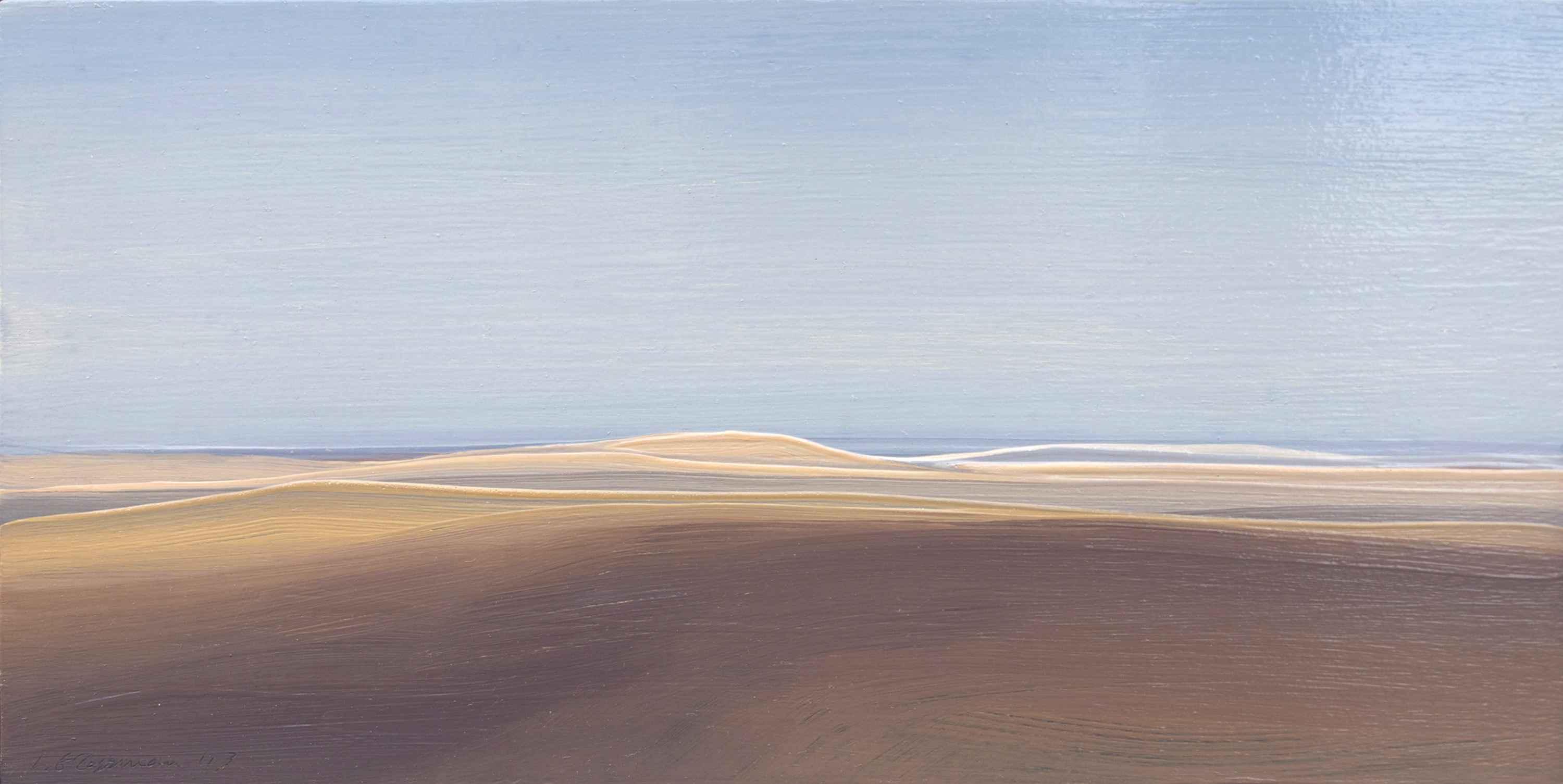 Winter Plains by  Lisa Grossman - Masterpiece Online