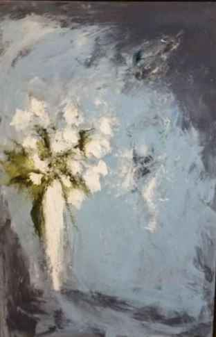White Roses #15 by  Steve Lyons - Masterpiece Online