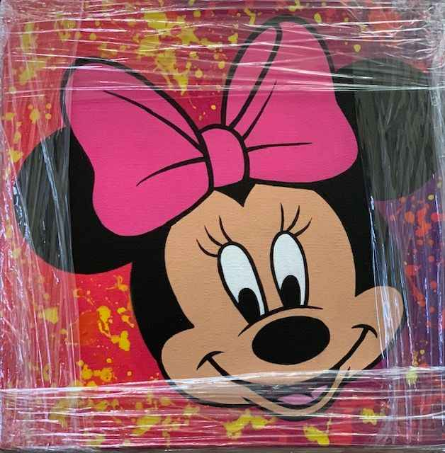 Minnie Face by   Del Mar, Paulina - Masterpiece Online