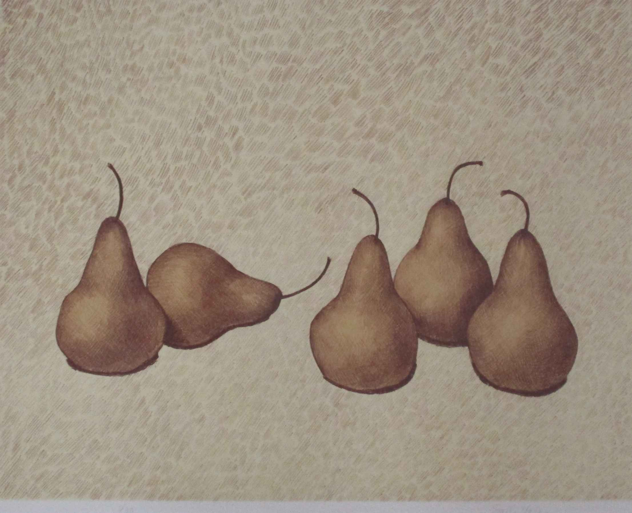 Unknown (pears) by  Sally Haley - Masterpiece Online
