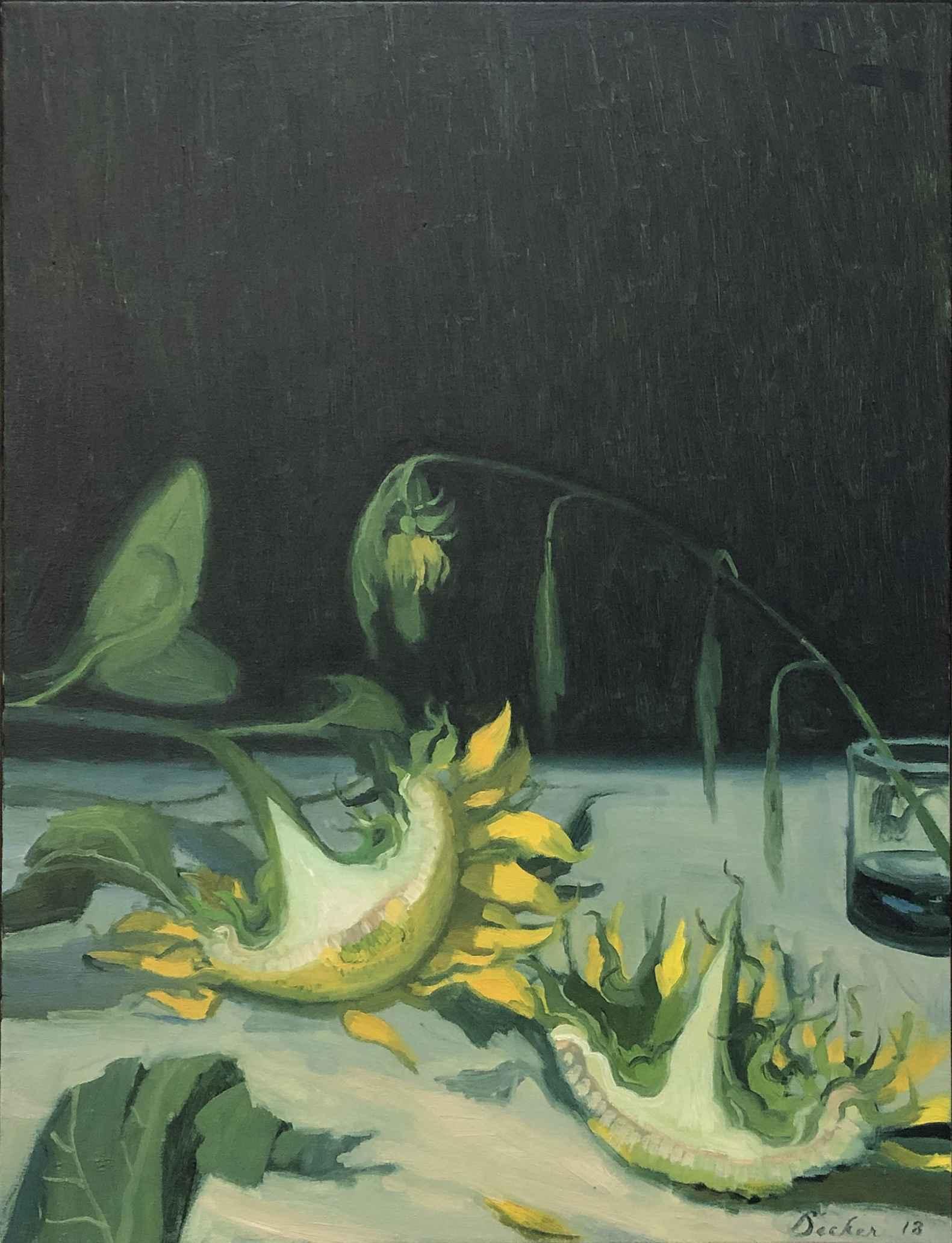 Sunflower #2 by  Max Decker - Masterpiece Online