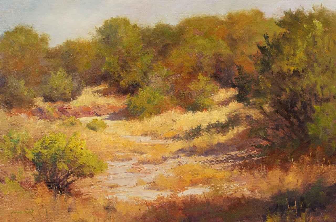 Dry Creek by  Chuck Mauldin - Masterpiece Online