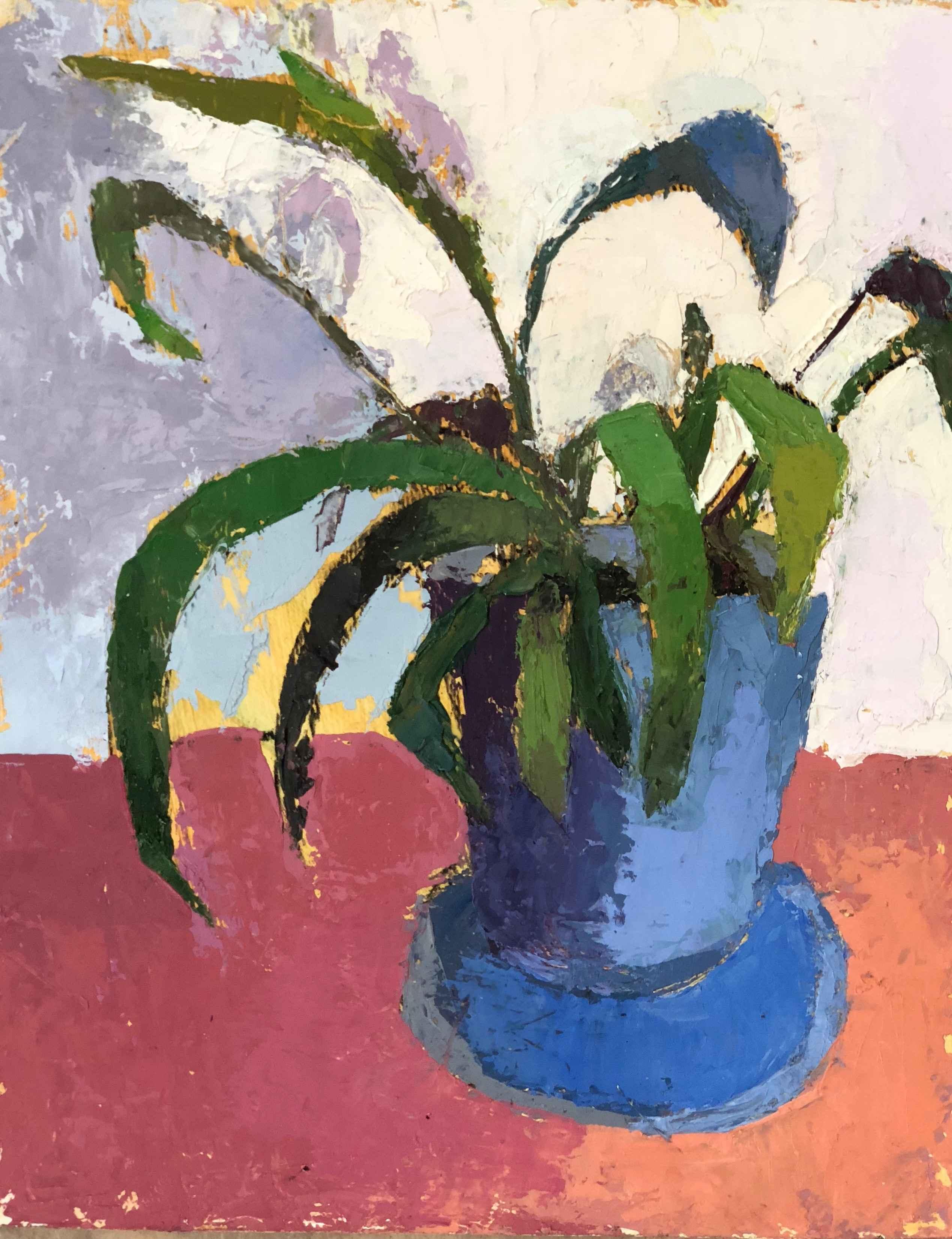 Z Houseplant by  Rossana Dewey - Masterpiece Online