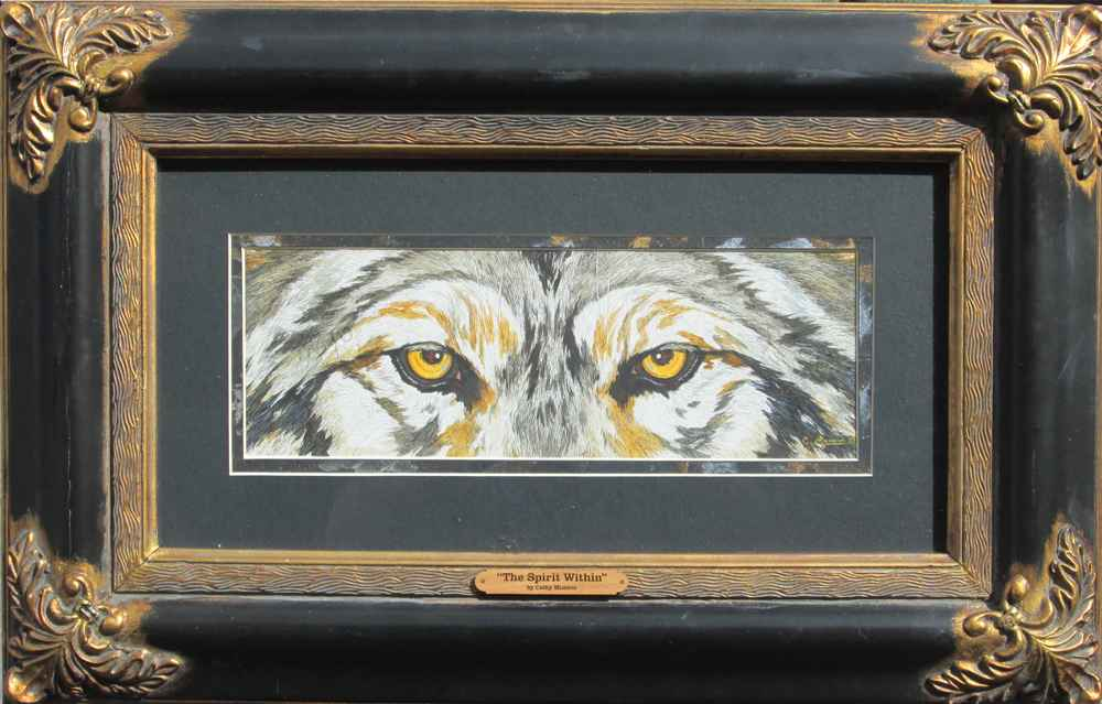 The Spirit Within by  Cathy Munson - Masterpiece Online
