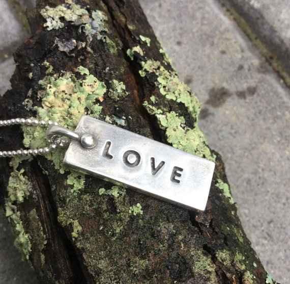 LOVE pendant by  Sherab (Shey) Khandro - Masterpiece Online