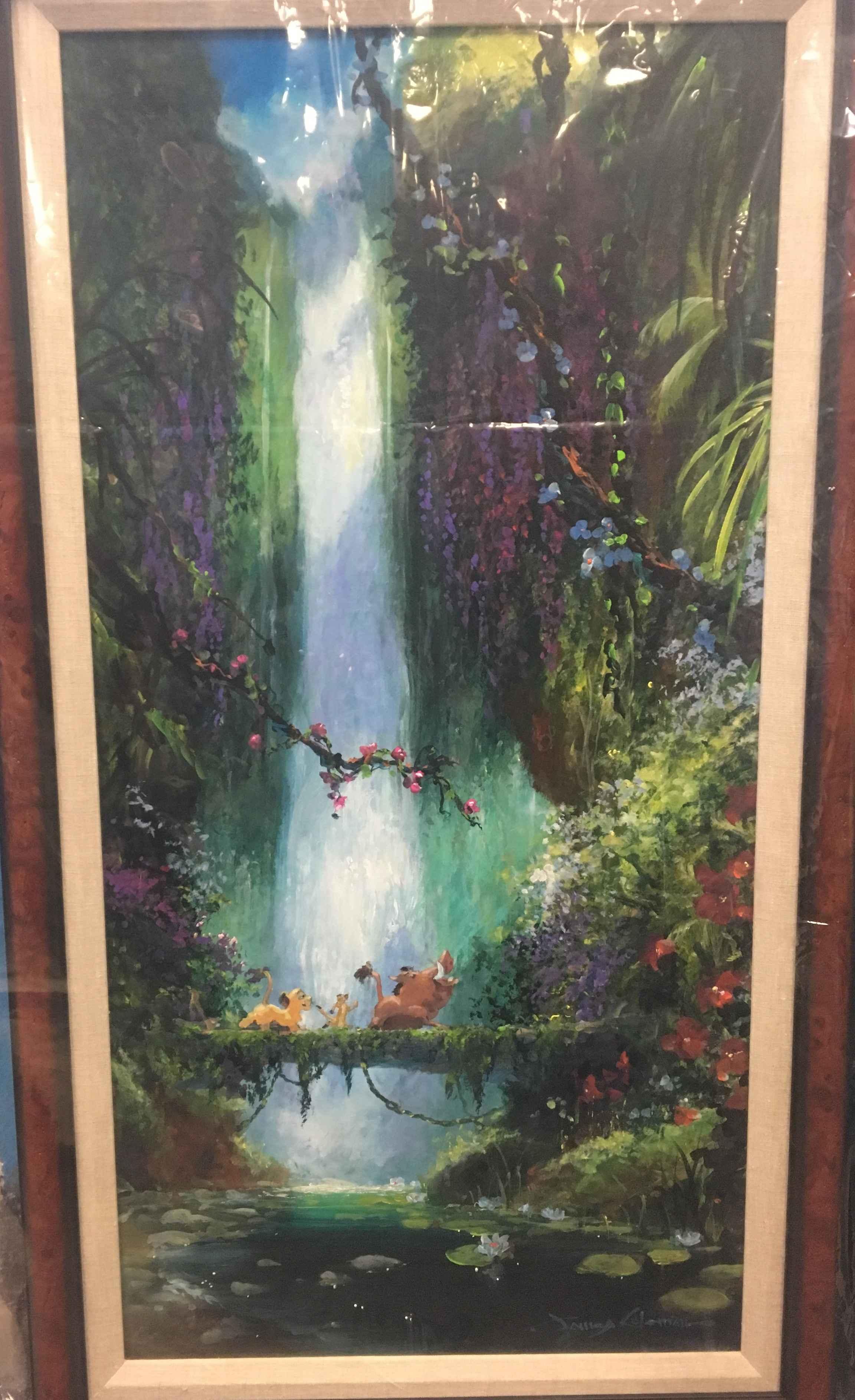 Hakuna Matata by  James Coleman - Masterpiece Online