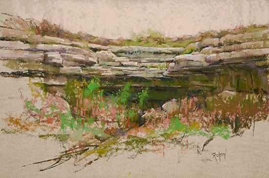Overhang by Mr Bob Rohm - Masterpiece Online