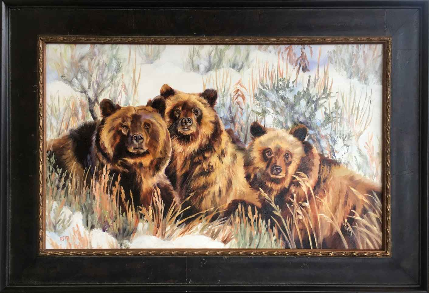 Spoils of the Hunt by  Sonia Reid - Masterpiece Online