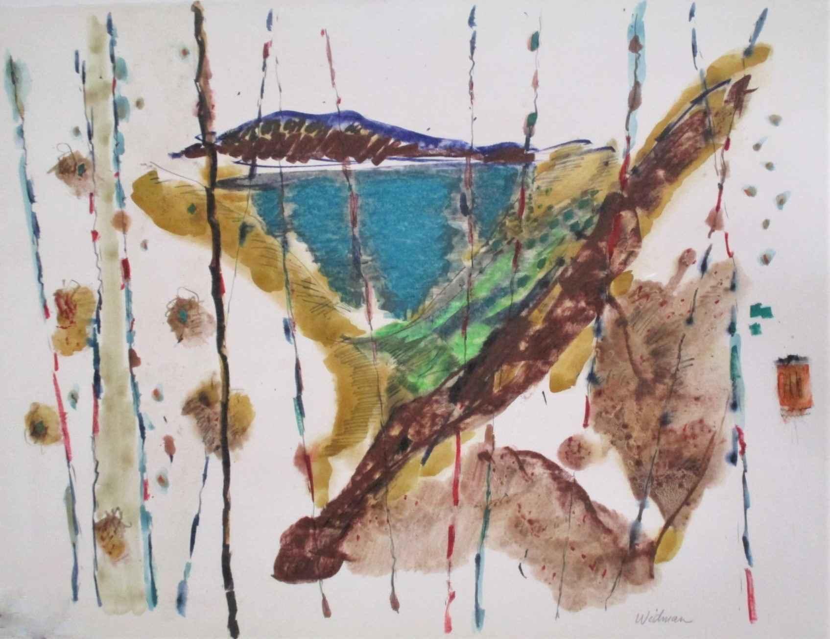 Unknown (Ridge) by  Harry Widman - Masterpiece Online