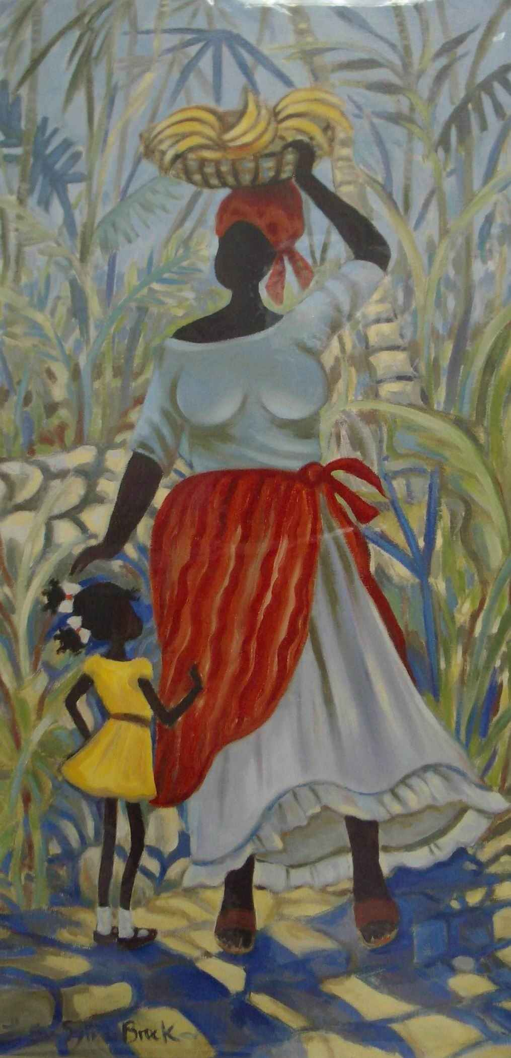 Wait a Moment' by Ms. Janice Sylvia Brock - Masterpiece Online