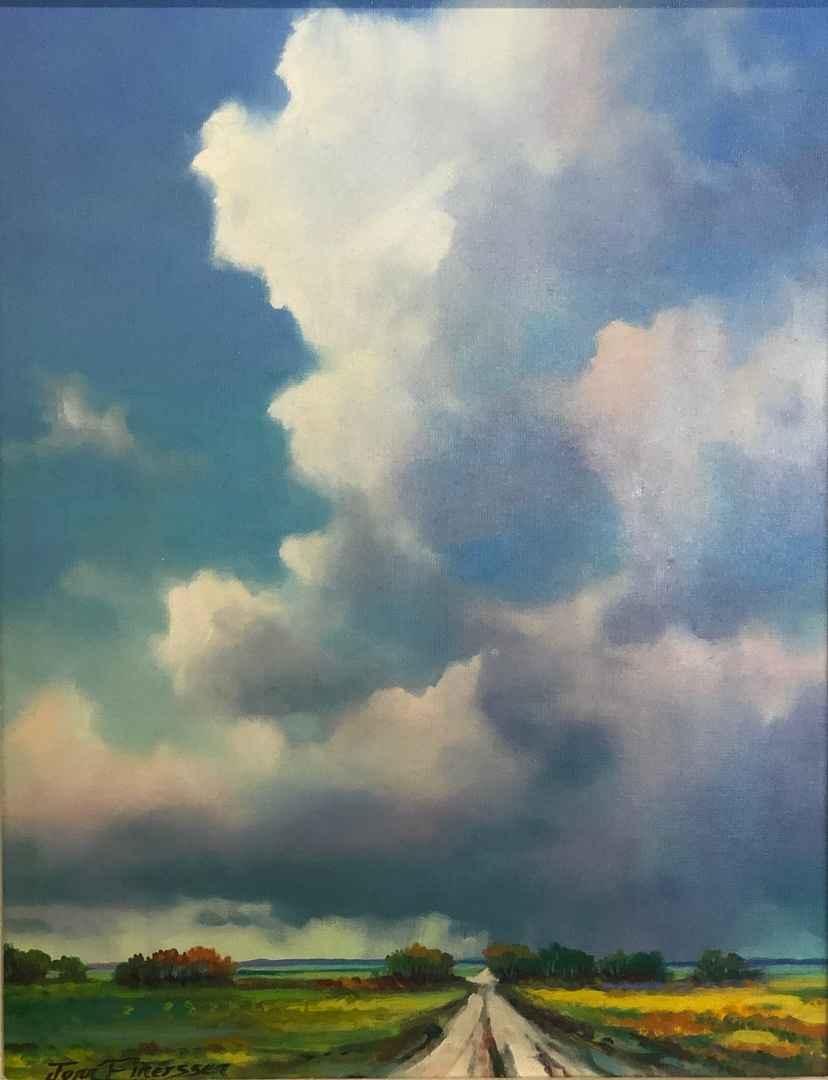 Thunder Clouds by  Jonn Einerssen - Masterpiece Online