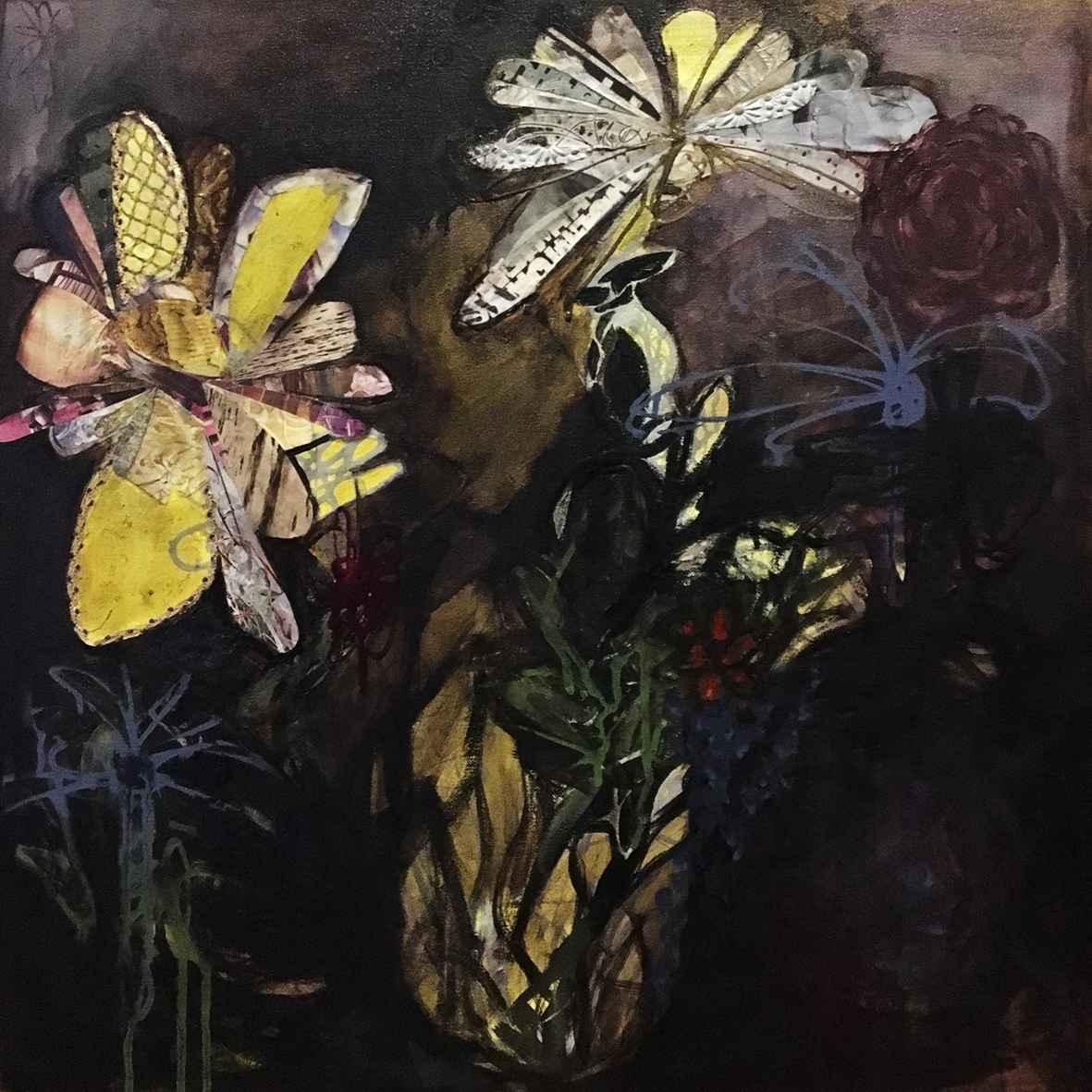 Yellow Flower by Mrs. Adrienne Shishko - Masterpiece Online