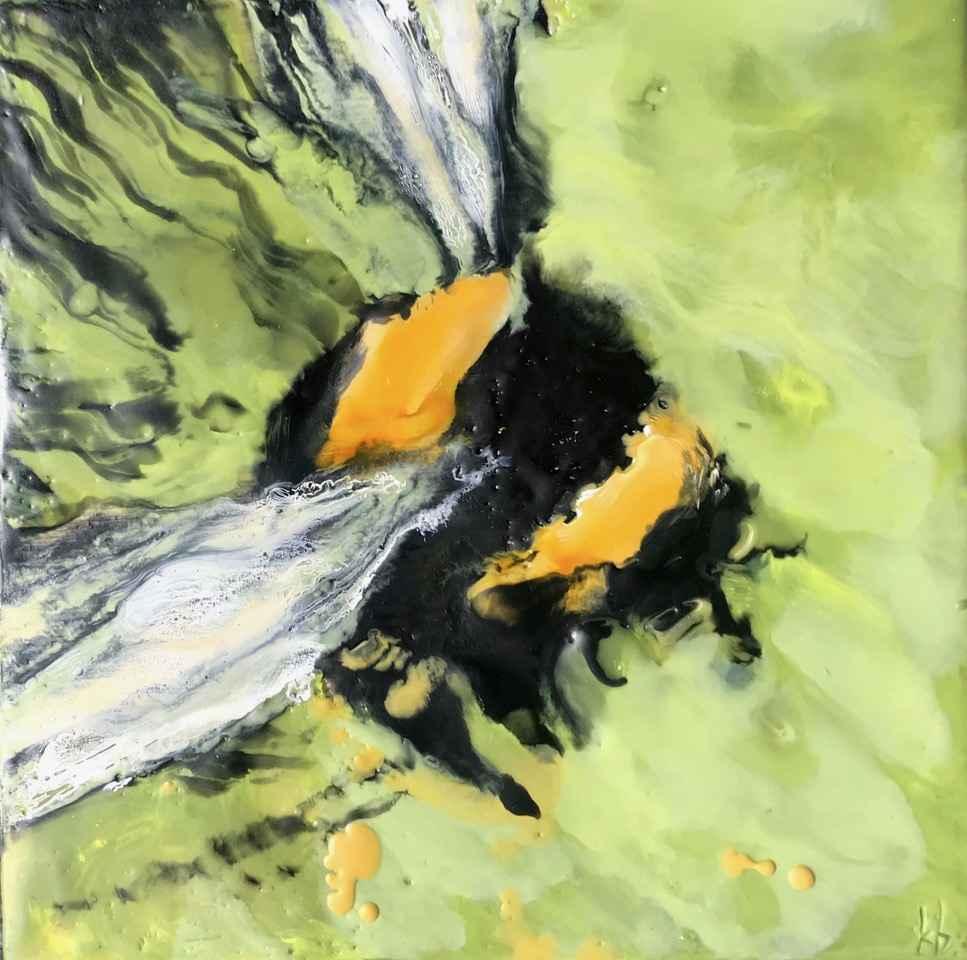 Keepin' it Green by  Kathy Bradshaw - Masterpiece Online