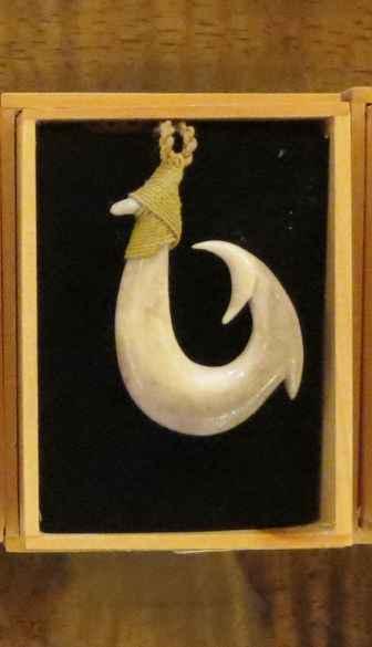 Moose Antler Fish Hoo... by Mr. Mac Dunford - Masterpiece Online