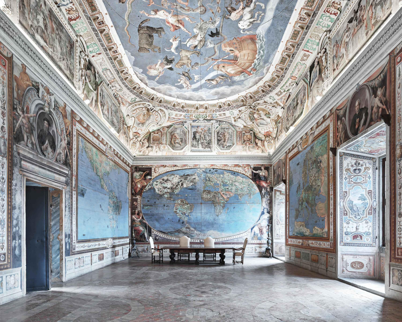 Map Room, Caprarola, ...