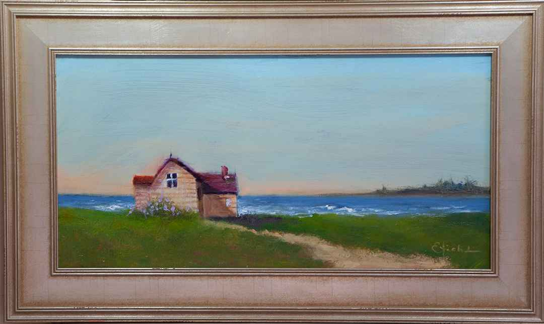 The House By The Sea  by  Edward J Hicks