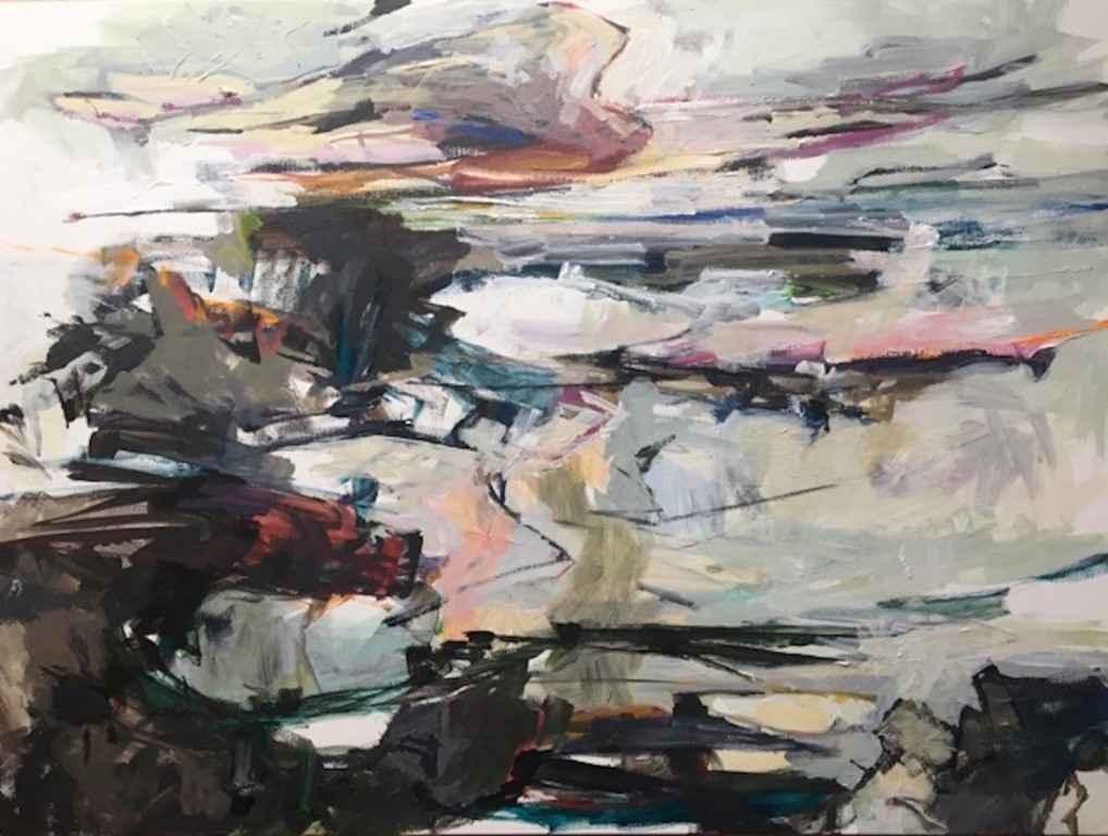Seaweed Border by  Jeffrey Fitzgerald - Masterpiece Online