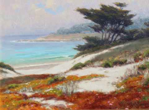White Dunes by  Sally  Jordan - Masterpiece Online