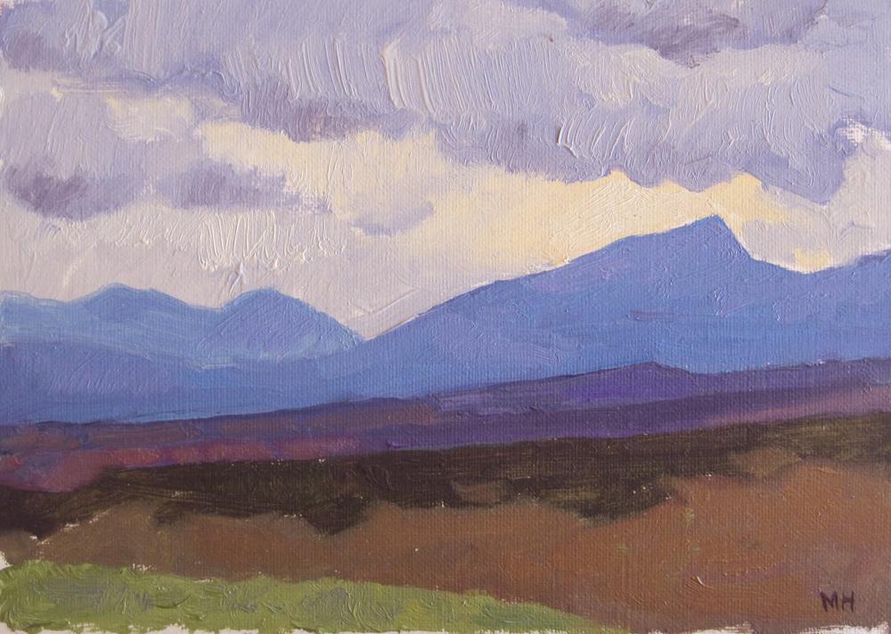 Under the Clouds by  Melissa Hefferlin - Masterpiece Online