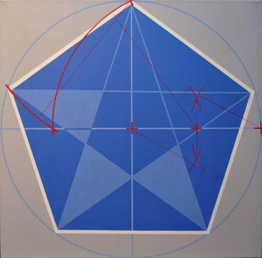 Pentagonal Praxis by  Wayne Taylor - Masterpiece Online
