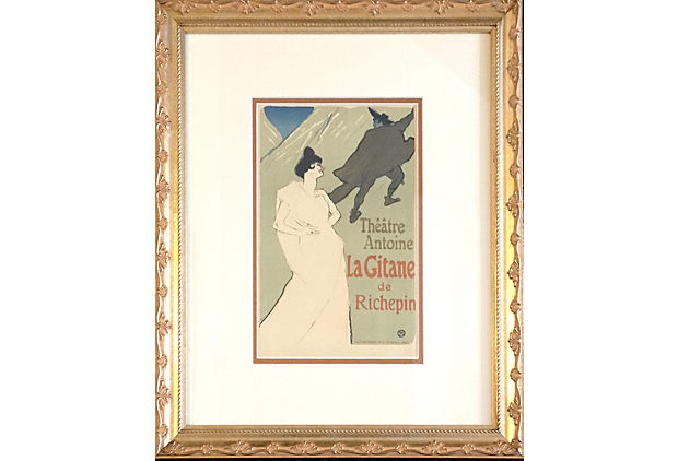 1950 Framed Toulouse ... by  toulouse lautrec - Masterpiece Online