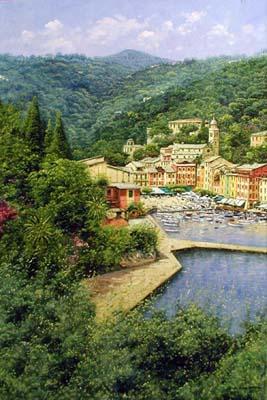 Summer in Portofino by   Ciardi  - Masterpiece Online