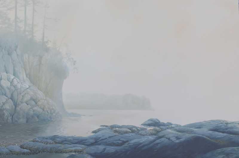 Salt Creek Mist by  Andy Eccleshall - Masterpiece Online