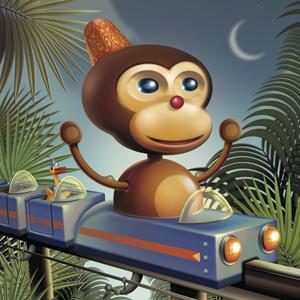 Monorail Monkey by  Mark Rogalski - Masterpiece Online