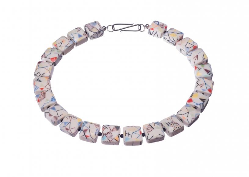 Necklace 9 by  Karen Thuessen Massaro - Masterpiece Online